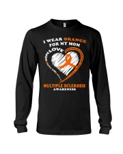 Multiple Sclerosis Shirt Long Sleeve Tee thumbnail