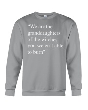 We are granddaughters Crewneck Sweatshirt thumbnail