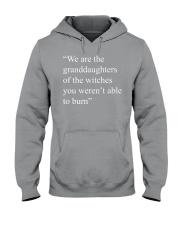 We are granddaughters Hooded Sweatshirt thumbnail