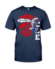 Native Ohio Indian Tribe Shirt  Classic T-Shirt front