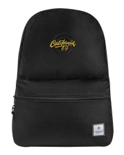 California 69 Backpack Backpack front