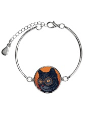 Cat Music Jewelry Metallic Circle Bracelet thumbnail