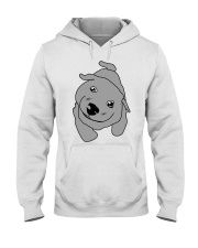 Ugly Draw Dog T-shirt Designs Hooded Sweatshirt tile