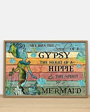 Mermaid She Had The Soul Of A Gypsy 36x24 Poster poster-landscape-36x24-lifestyle-03