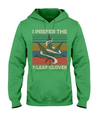 Weed I Prefer The 7-leaf Clover