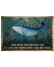 Ocean Find My Soul 36x24 Poster front