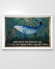 Ocean Find My Soul 36x24 Poster poster-landscape-36x24-lifestyle-02