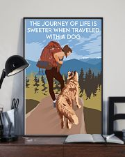 Hiking The Journey Of Life 16x24 Poster lifestyle-poster-2