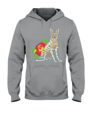 German shepherd Hooded Sweatshirt thumbnail