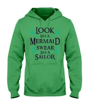 Look like a Mermaid Hooded Sweatshirt thumbnail