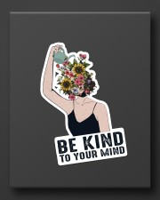 Mental Be Kind To Your Mind Sticker - Single (Vertical) aos-sticker-single-vertical-lifestyle-front-08