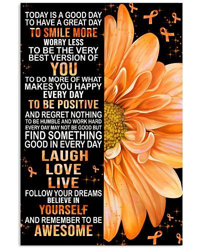 Leukemia Laugh Love Live
