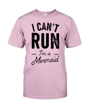 I can't run Classic T-Shirt tile
