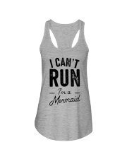 I can't run Ladies Flowy Tank front
