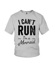 I can't run Youth T-Shirt tile
