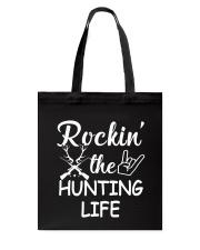 hunting life Tote Bag thumbnail