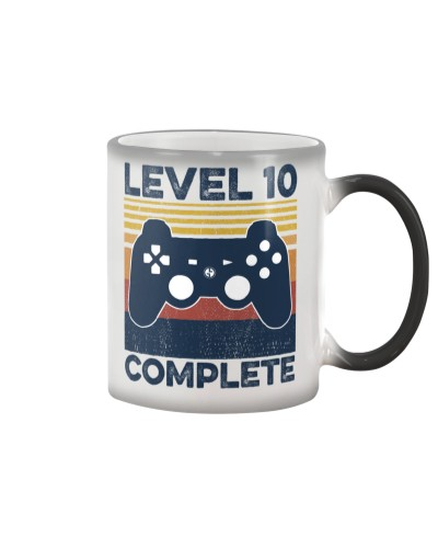 Game Level 10 Complete