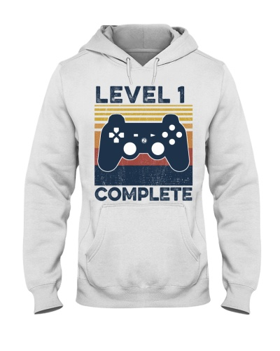 Game Level 1 Complete