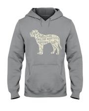 Life is better with english mastiffs around Hooded Sweatshirt thumbnail