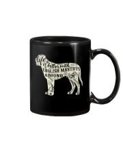Life is better with english mastiffs around Mug thumbnail