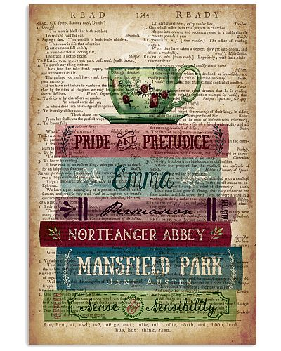 Jane Austen Book Novels