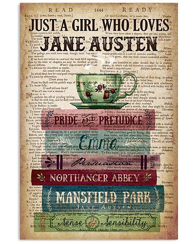 Jane Austen Just A Girl