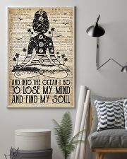 Ocean Find My Soul 16x24 Poster lifestyle-poster-1