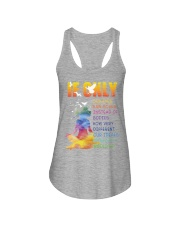 If only Ladies Flowy Tank tile