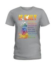 If only Ladies T-Shirt thumbnail