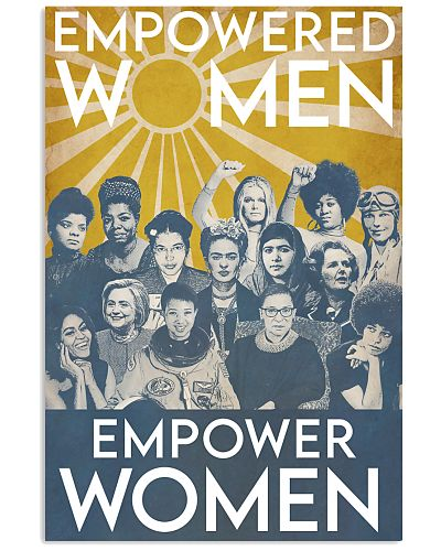 Feminist Empowered Women