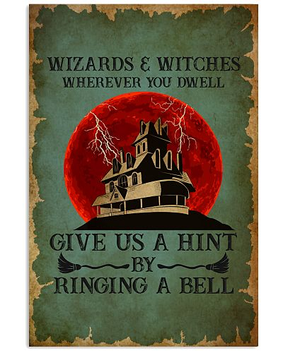 Witch Wizards And Witches