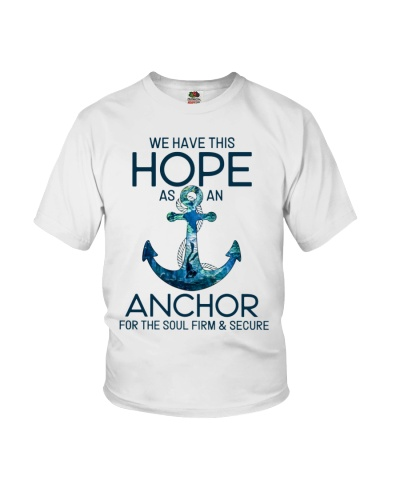 Ocean We Have This Hope as An Anchor