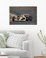 Racing If You No Longer Go For A Gap That Exists 24x16 Poster poster-landscape-24x16-lifestyle-01