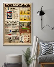 Knowledge Poster 16x24 Poster lifestyle-poster-1