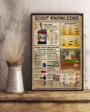 Knowledge Poster 16x24 Poster lifestyle-poster-3