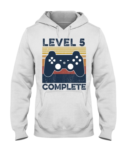 Game Level 5 Complete