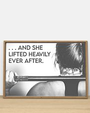 Fitness Heavily Ever After 36x24 Poster poster-landscape-36x24-lifestyle-03