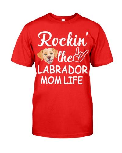 labrador mom life