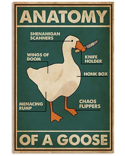 Game Anatomy Of A Goose