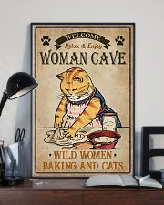 Cats And Baking 16x24 Poster lifestyle-poster-2