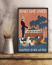 Dog Happily Ever After 16x24 Poster lifestyle-poster-3