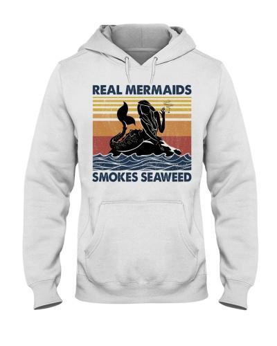 Mermaid Real Mermaids Smokes Seaweed