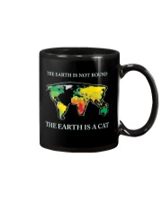 The earth is a cat Mug thumbnail