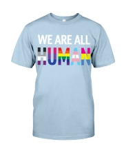 We are all Human Classic T-Shirt tile