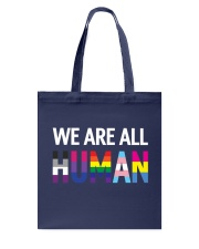 We are all Human Tote Bag thumbnail