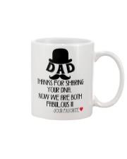 Dad Mug front
