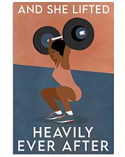 Fitness Heavily Ever After 16x24 Poster front