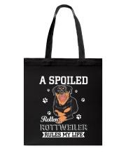 Rottweiler Tote Bag thumbnail