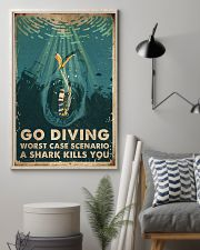Scuba Go Diving 16x24 Poster lifestyle-poster-1