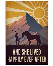 Horse Happily Ever After 16x24 Poster front